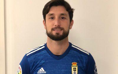 Video Real Oviedo presentación de Borja Valle