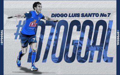 Diogo vuelve a Tailandia