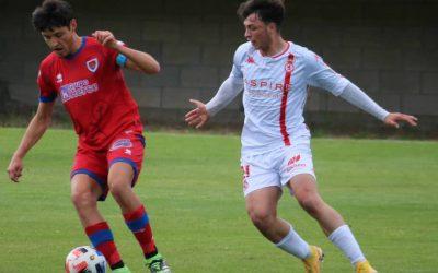 David López, 16 años, debuta en Tercera