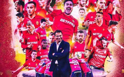 Los bermellones de Protio Sport, vuelven con su Mallorca a Primera!